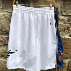 vintage 90's Washington Wizards Authentic Nike NBA shorts size 36