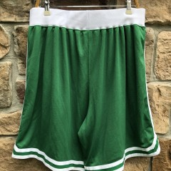 vintage 90's authentic Boston Celtics Authentic Nike NBA Shorts size XL