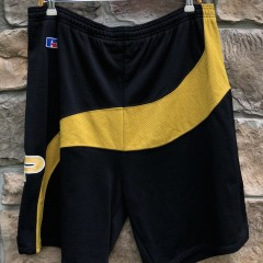 vintage 90's Purdue Boilermakers authentic Russell NCAA shorts size 40