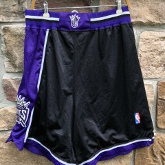 vintage 90's Sacramento Kings Authentic Starter NBA Shorts size XL