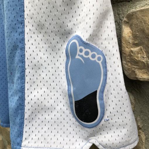 vintage Jordan Brand UNC Tarheels north carolina 80's retro NCAA shorts size medium large