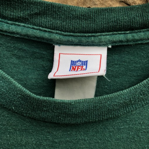 Vintage 90's Philadelphia Eagles football club t shirt size large
