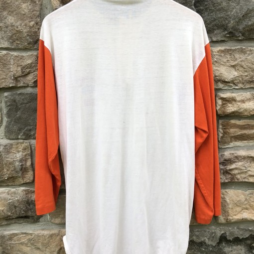 vintage 80's New York Mets Dwight Doc Gooden Champion henley shirt OG