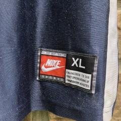 vintage 1997 Jason Lawson Villanova Wildcats Nike NCAA jersey size XL