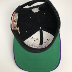 vintage 90's Phoenix Suns Starter Graffiti Snapback hat