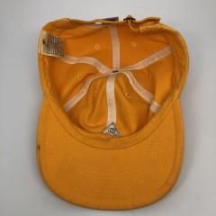 vintage 90's Nike ACG 5 panel dad cap hat yellow OG