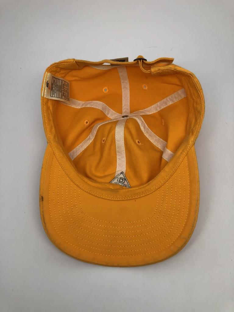 f34422c1c4d90 90 s Nike ACG 5 Panel Strapback Hat Mustard Yellow