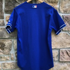 vintage 2001 Los Angeles Dodgers Majestic Diamond Collection Pro Cut Authentic MLB jersey size 40 medium