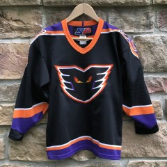 vintage 90's Philadelphia Phantoms SP AHL hockey jersey youth size Large/XL