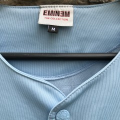 vintage 90's Eminem Slim Shady Baseball Jersey Size Medium