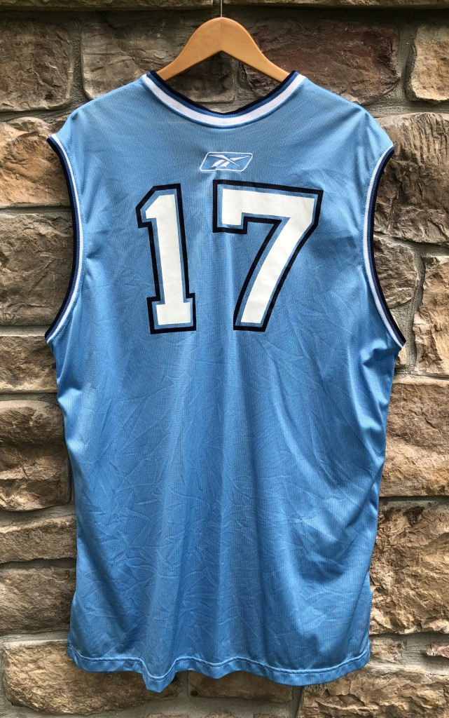 53988616766 vintage 90's Game Worn Rucker Park Entertainers Basketball jersey reebok  size XXL