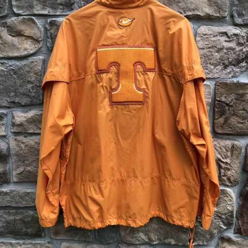 vintage 90's Nike University of Tennessee Vols jacket size XL