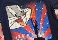 Vintage 1995 bugs bunny team USA Olympic t shirt size large