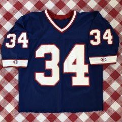 vintage 90's Thurman Thomas Buffalo Bills Champion authentic nfl jersey size medium