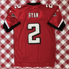 2008 Matt Ryan Atlanta Falcons Reebok NFL jersey size medium