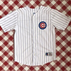 vintage 90's Chicago Cubs Sammy Sosa Russell MLB jersey youth size XL