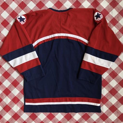 2002 Team USA Salt Lake City olympic Nike hockey jersey size Medium