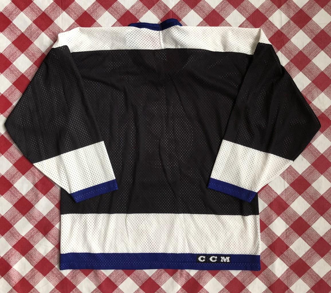 wholesale dealer 641b4 828ca 90's Tampa Bay Lightning CCM NHL Hockey Jersey Size Large