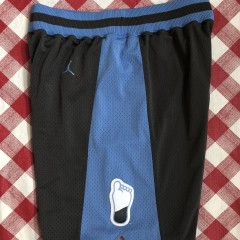 vintage University of north carolina tar heels jordan grey swingman ncaa shorts size large