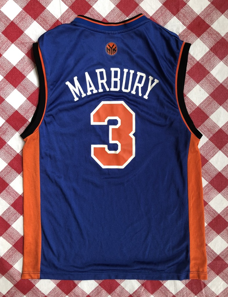 4dd555d7dff6 2004 Stephon Marbury New York Knicks Reebok NBA Jersey Size Medium ...