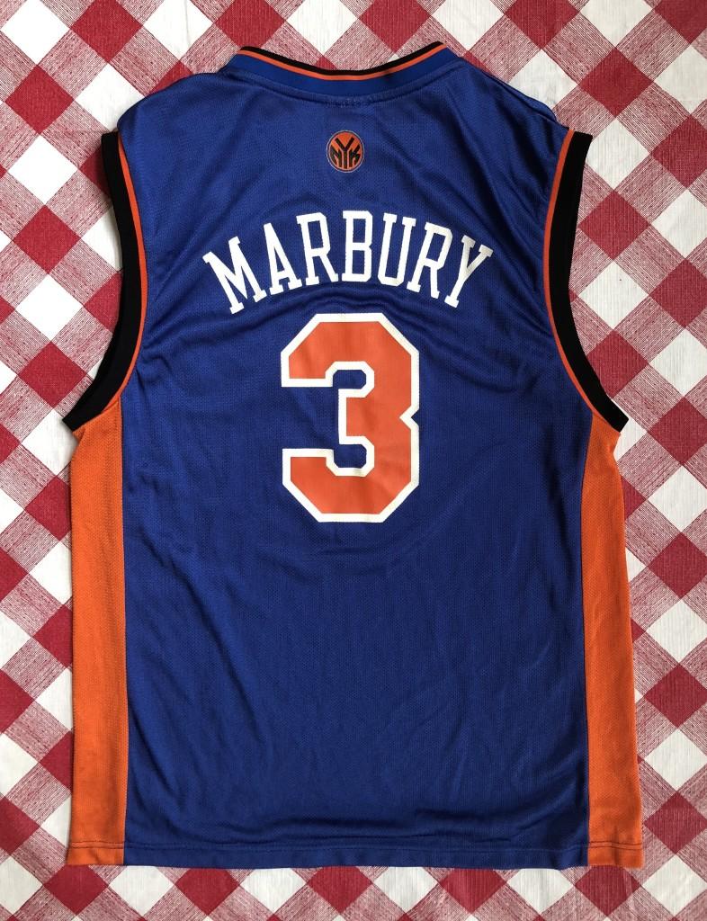 590b4a04d588 2004 Stephon Marbury New York Knicks Reebok NBA Jersey Size Medium ...