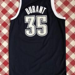 2012 Kevin Durant Oklahoma City Thunder Alternate adidas nba swingman jersey size medium