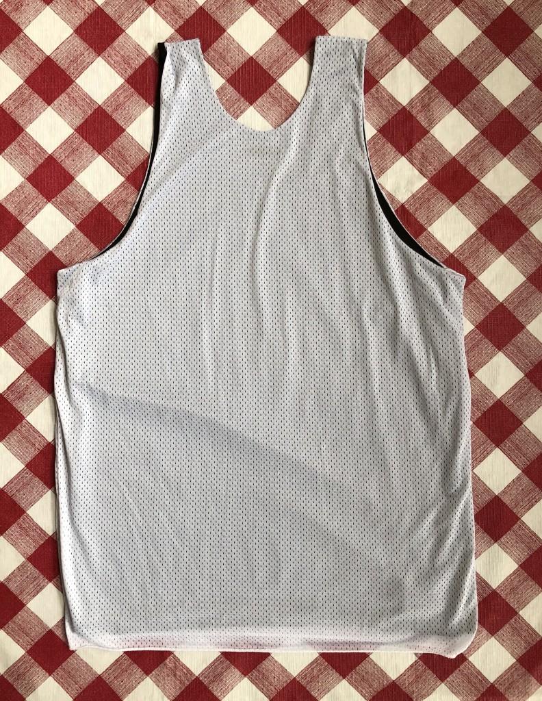 c63833456 2001 Philadelphia 76ers Sixers reversible Reebok NBA practice jersey size XL