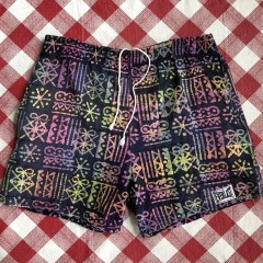 vintage 90's Everlast tribal pattern shorts size large