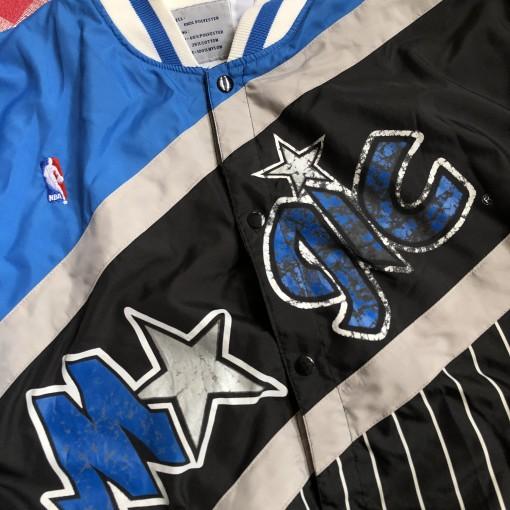 Vintage 90's Orlando Magic Champion Warm up jacket size large