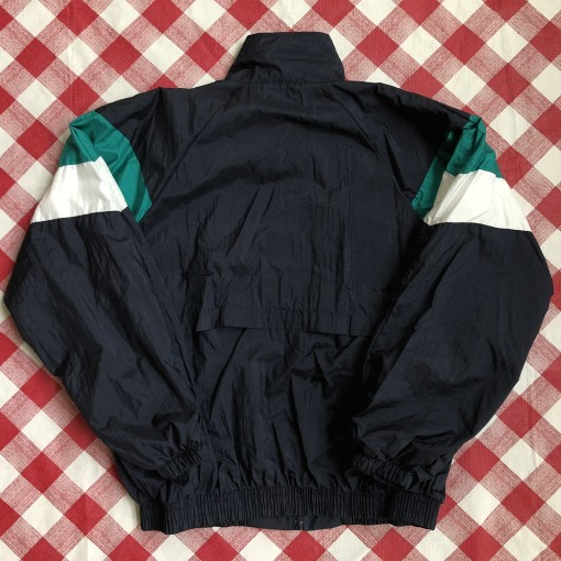 vintage 90's Champion Pepsi windbreaker jacket size large blue aqua