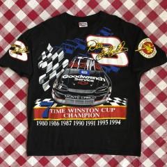 1994 Dale Earnhardt vintage 7 time champion nascar t shirt size XL