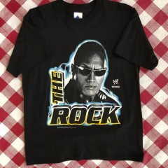 Vintage 2002 The Rock T shirt