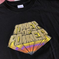 vintage 00's Tower of Power Concert tour t shirt size medium Tennessee river