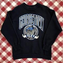 vintage 90's Georgetown Hoyas Joggle crewneck NCAA sweatshirt