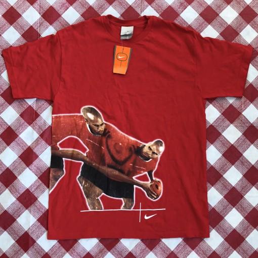 vintage 90's Nike Vince Carter T Shirt raptors
