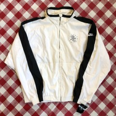 vintage 90's Nike grey red tag Supreme Court tennis windbreaker jacket white black size XL Deadstock with OG tags
