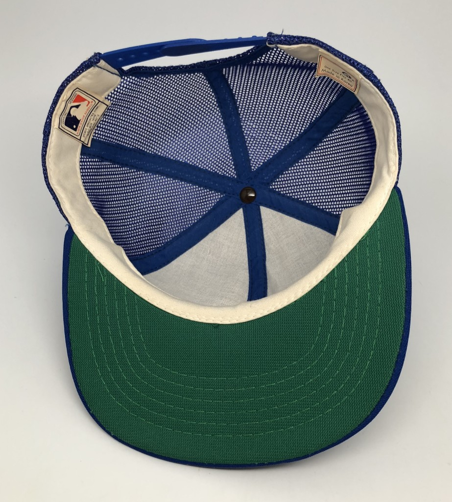 9e3b01399a5 vintage 80 s Seattle Mariners Sports Specialties Mesh MLB trucker hat