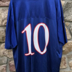 vintage Kerry Meier Kansas University Adidas NCAA football jersey size XL