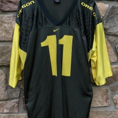 vintage 2004 Kellen Clemens university of oregon nike ncaa jersey size XL