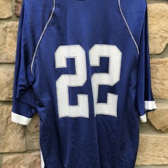 vintage jared lorenzen university of Kentucky Nike ncaa football jersey size XL