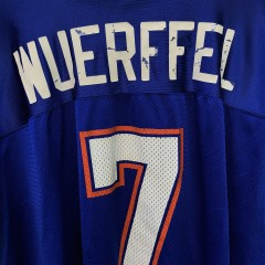 vintage 1996 Danny Wuerffel Florida Gators Nike NCAA jersey size Large