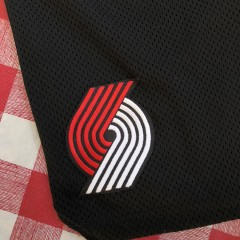 90's Portland Trail Blazers Authentic Nike NBA Shorts Size 38