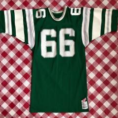 80's Bill Bergey Philadelphia Eagles Sandknit NFL Jersey Size Large