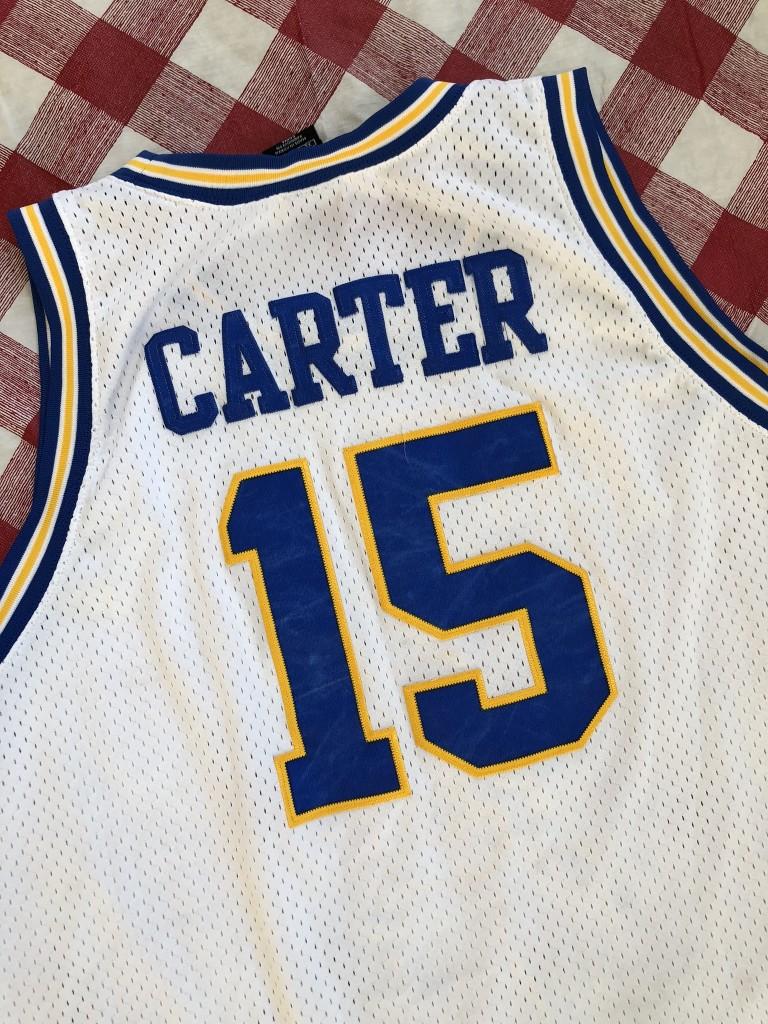 220bf8e27680 1995 Vince Carter Mainland High School Nike Swingman Jersey Size XL ...