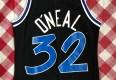 Vintage 90s Shaq Orlando magic champion nba Jersey size 36  small