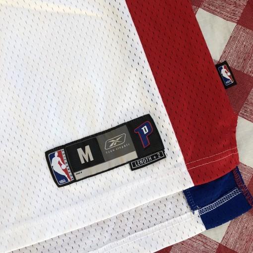 2005 Rip Hamilton Detroit Pistons Reebok Swingman NBA Jersey Size Medium