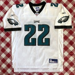 2003 Duce Staley Philadelphia Eagles Reebok NFL Jersey Size XL