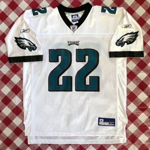 2003 Duce Staley Philadelphia Eagles Reebok NFL Jersey Size XL