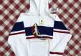 1992 Polo Ralph Lauren Sailing Team CP-RL93 Hooded Sweatshirt Size Medium