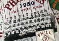 1991 Philadelphia Phillies 1950 Whiz Kids Lone Gone MLB T Shirt Size Large